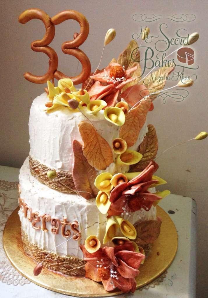 Customised Wedding and Birthday Cakes in Karachi My Secret Bakes