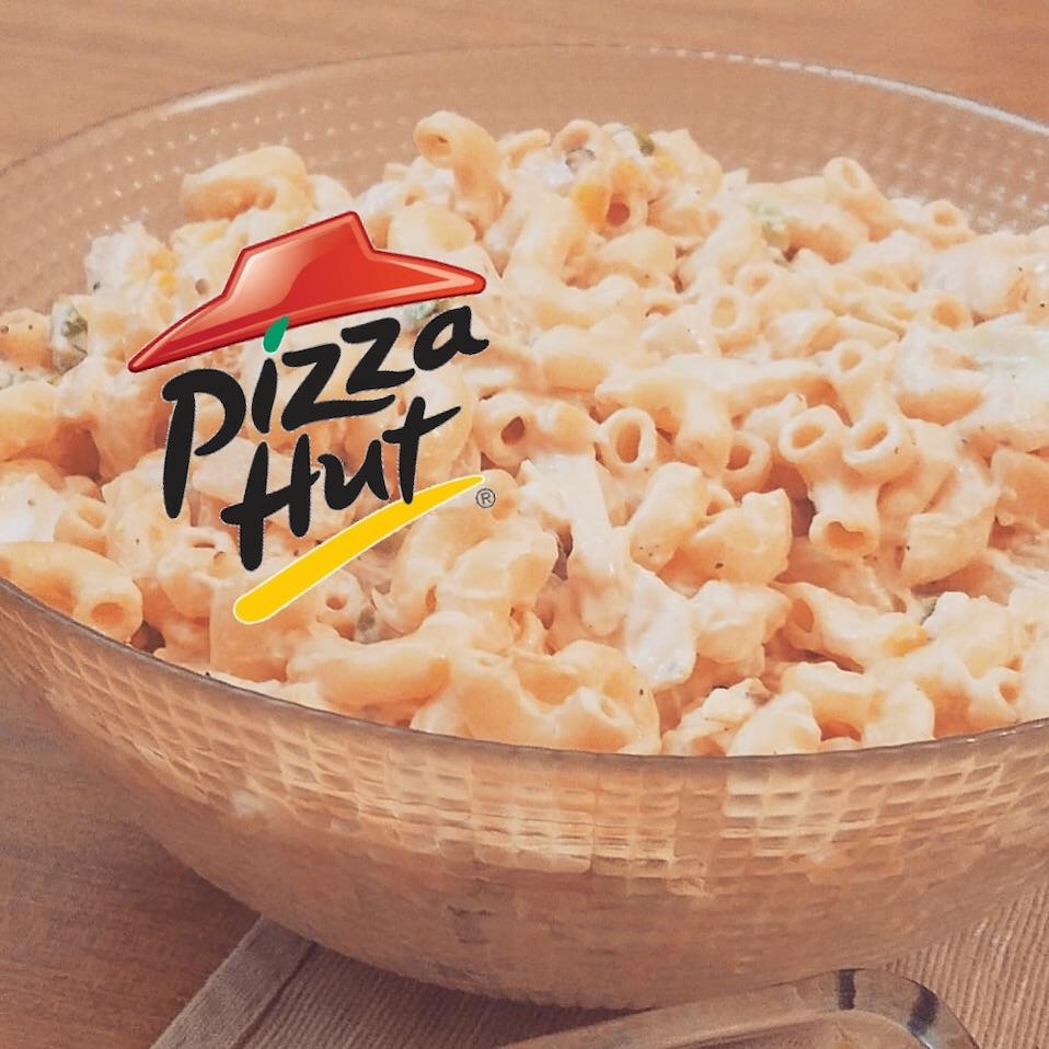 Pizza Hut Style Macaroni Salad My Secret Bakes Nazeeha Khan